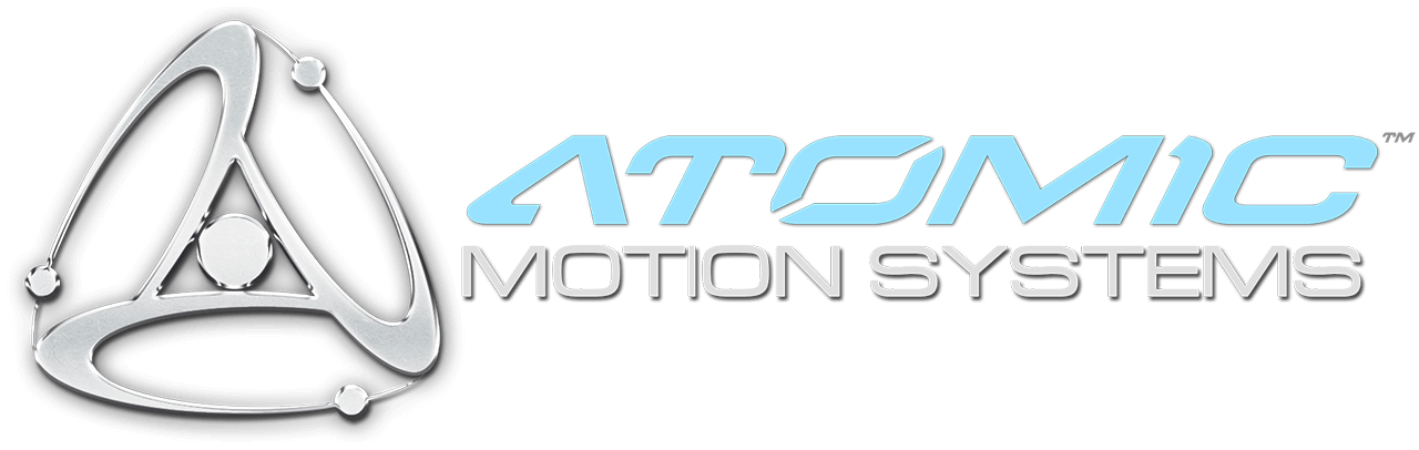 Atomic Motion Systems Logo