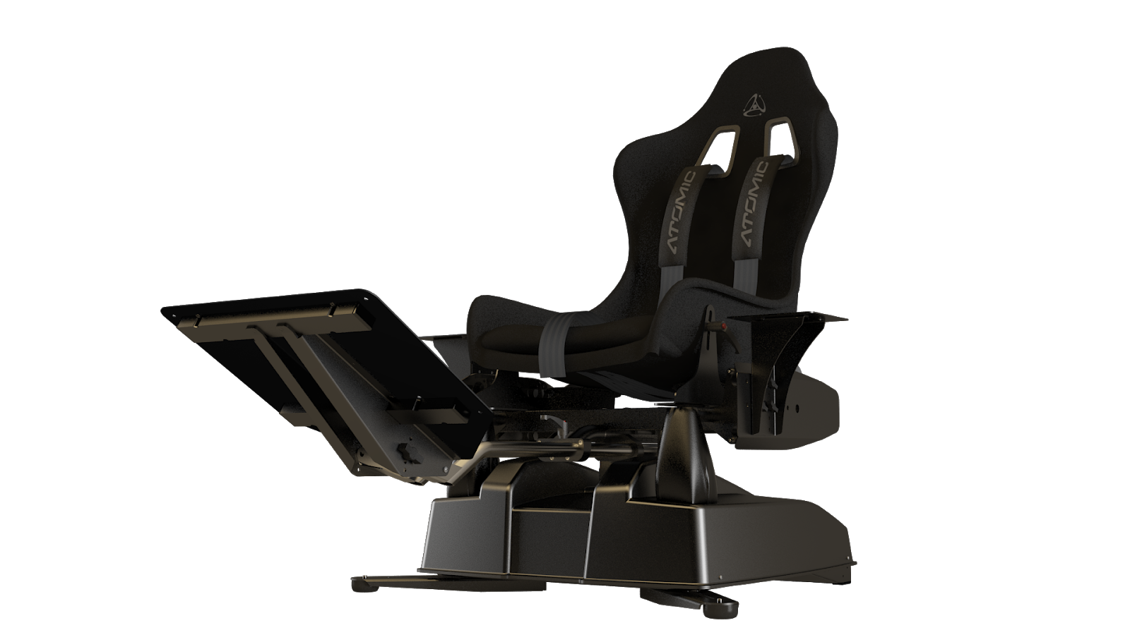HOTAS flight simulator